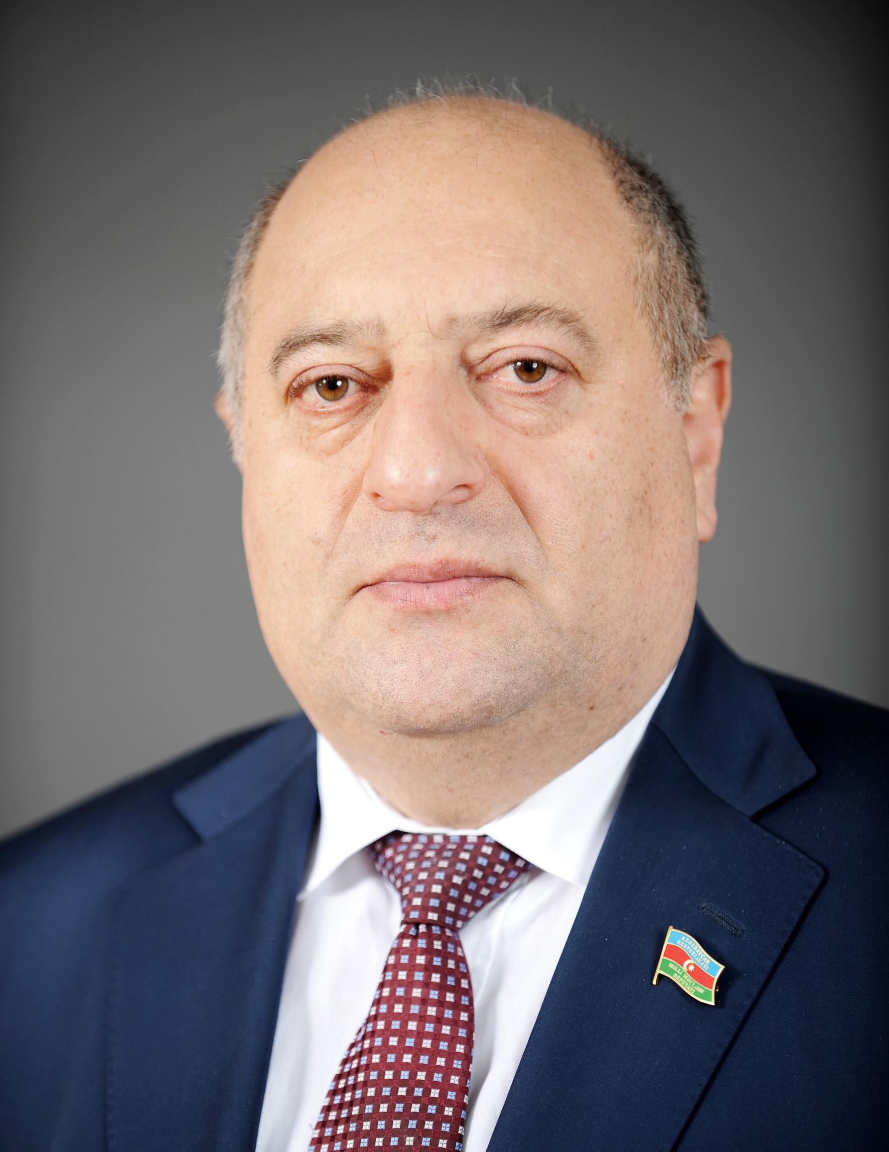 Milli Məclisin Səhiyyə komitəsinin sədr müavini Musa Quliyev ( Urud)