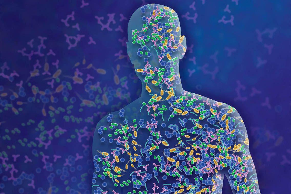 Qəddar bakteriyalar və viruslar harada məskunlaşır