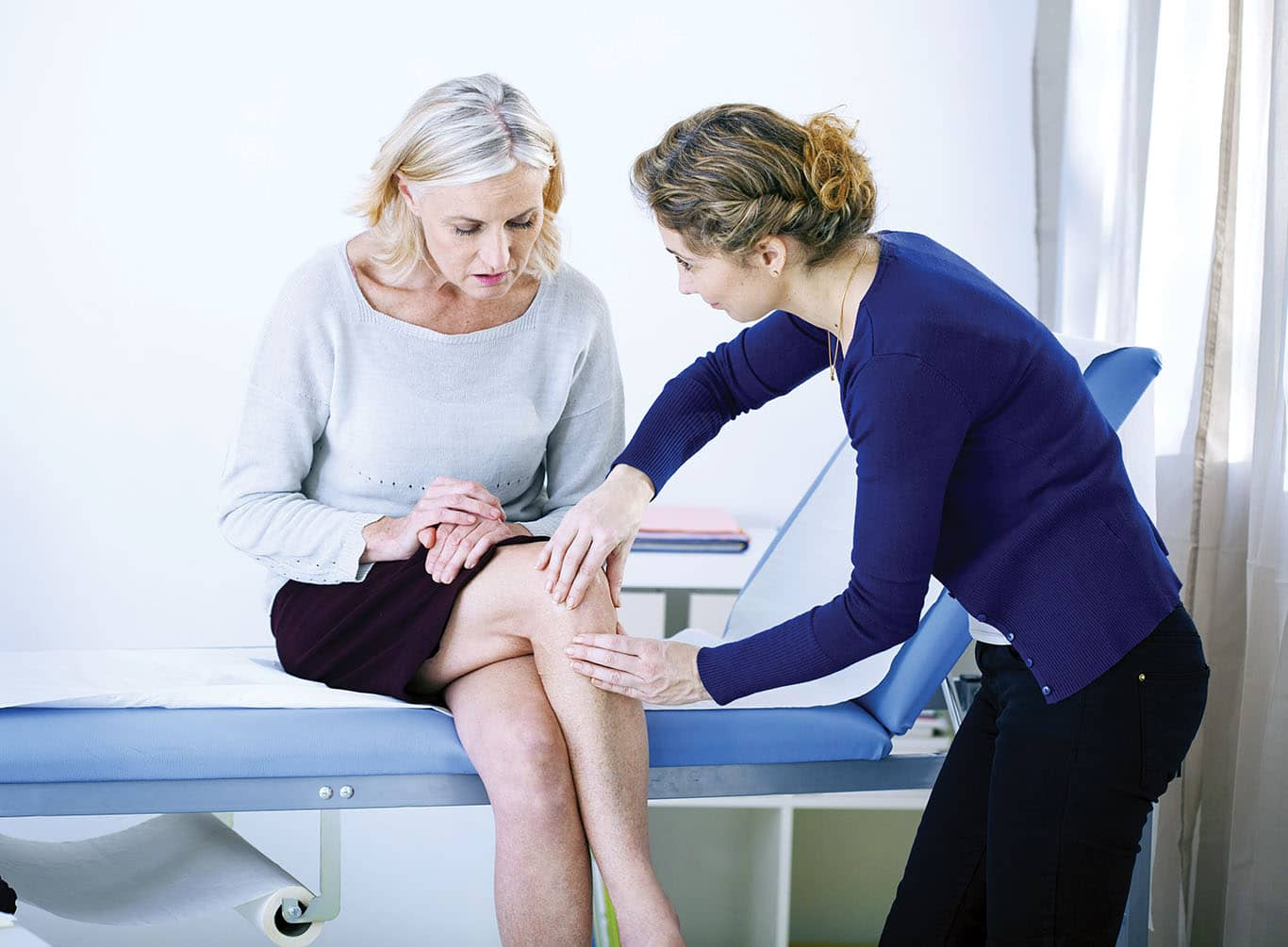 Osteoartritli xəstəni 15 dəqiqəyə necə müayinə etmək olar?